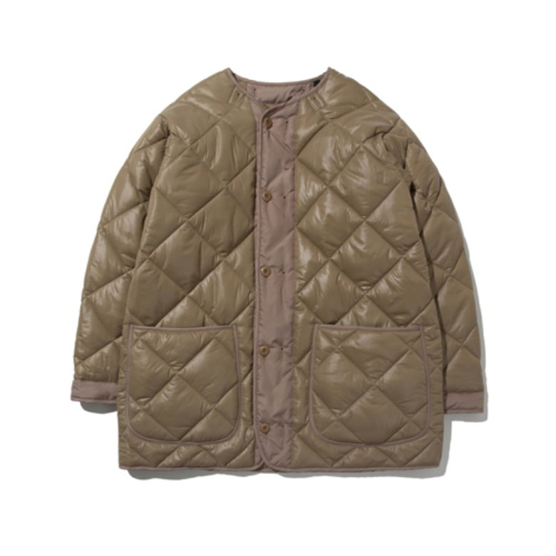 wildhogs M-65 quilted liner jacket (TAN)