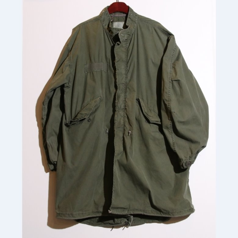 us army m-65 fishtail parka shell (M)