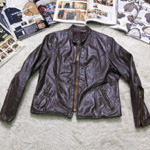 50~60's brooks rider jacket