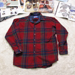 PENDLETON check wool shirt