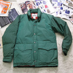woolich classic down parka
