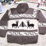 KANATA hand knit sweater