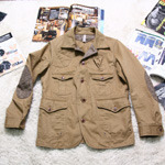 stone wold hunting jacket