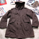 Journal standard M-51 motive parka