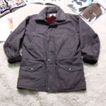 L.L.BEAN polylined cotton parka