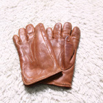 USA leather glove