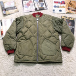 sugar cane down quilting parka
