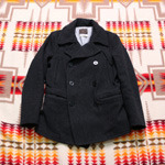 J.S.Homestead wool peacoat