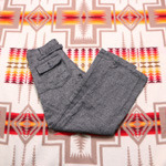 urban research wool fatigue pants