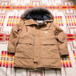 carhartt canvas parka