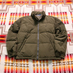 polo down parka