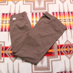 FLAT HEAD chino pants