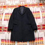 A.P.C. wool single long coat