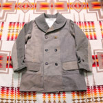 T.K garment supply mackinaw coat