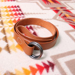united arrows x arts&craft leather belt