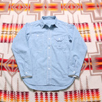 sunny sports chambray shirts