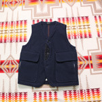 sunny sports wool hunting vest