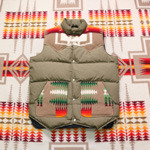 grizzly down chimayo vest