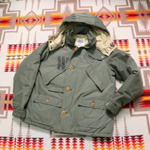 waste twice x mt. rainer design 60/40 parka