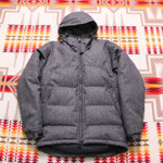 addict herringbone  down jacket