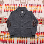old joe shawl collar cardigan