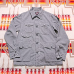woolrich grey hunting jacket