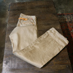 anachronorm cinch back chino pants