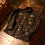 vintage belstaff roadmaster 2 waxed jacket