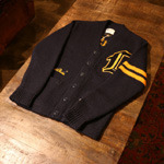 champion letterman cardigan