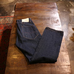 anachronorm selvage work denim pants