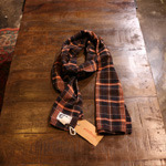 engineered garments check stole