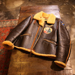 the realmccoy D-1 sheepskin parka