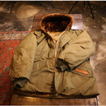 ww2 original b-9 parka