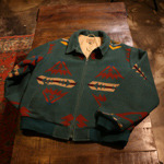 pendleton 70's chimayo wool jacket