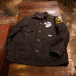 the real mccoy BUCO coverall jacket