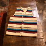 trujillo's weaving vest