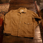 post o'alls coduroy 1937 jacket