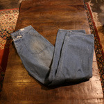 or slow usn denim pants