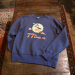 buzzrickson sweat shirts