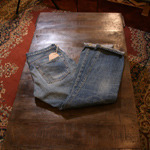 j.s.homestead selvage denim