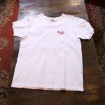 cootie embroidery t-shirt