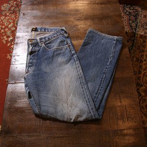 warehouse selvedge denim pants