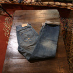 sugar cane selvage denim (29-30)