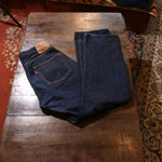 dubble works dw5p selvage denim