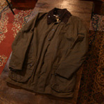 barbour classic beafort waxed jacket
