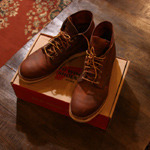 redwing 9111 plain toe boots(10)