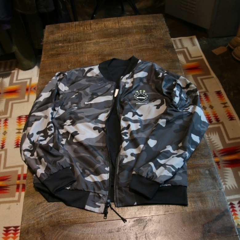 FCRB REVERSIBLE PDK JACKET