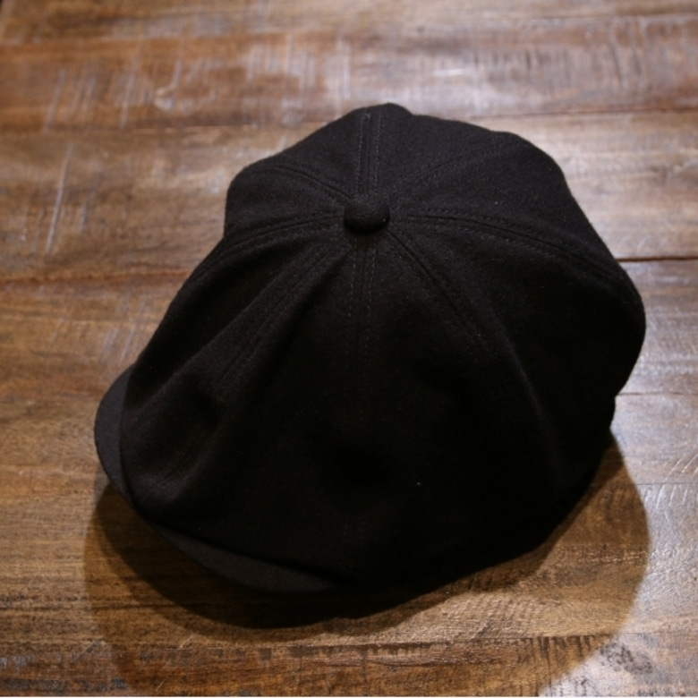 the realmccoys wool casquette