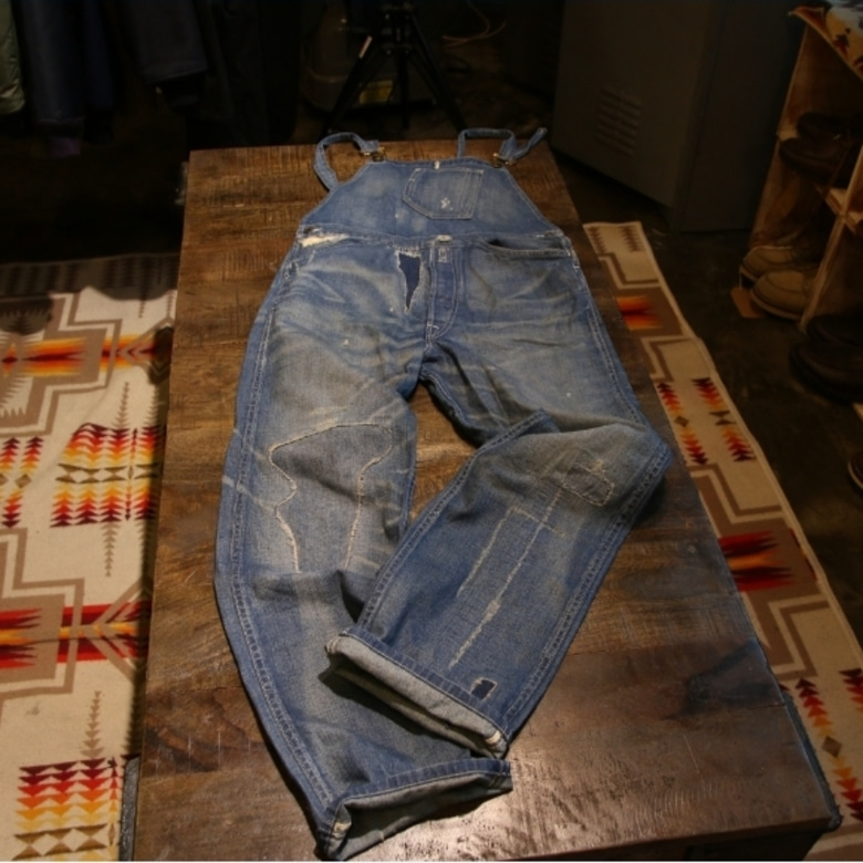 levis lvc 20199-0004 overall