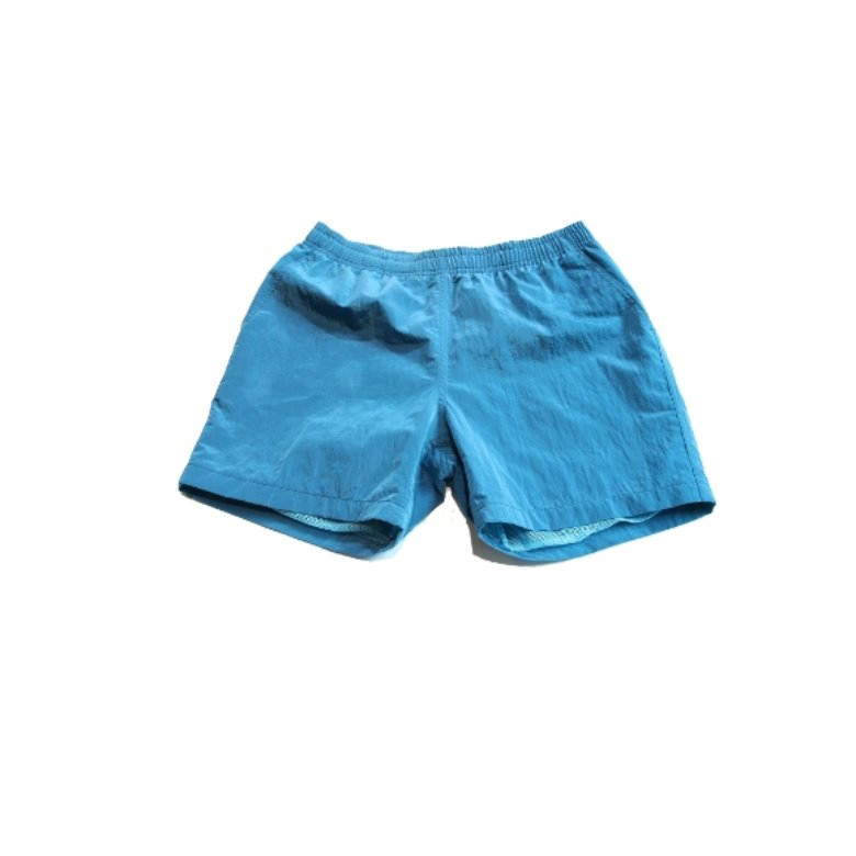 wildhogs nylon shorts blue (short)